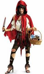 Lil' Dead Riding Hood Costume