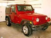 1998 Jeep TJ