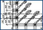steel construction detailing drawings by experts steel detailers