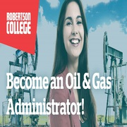 Become an Oil & Gas Administrator 100% Online