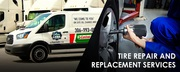 Tire Repair and Replacement Services | Fleet Tire Service