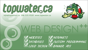 Website Design and Content Management Websites in Regina and Area